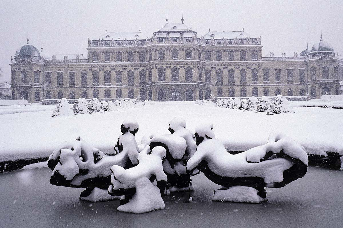 Belvedere Austrian Gallery