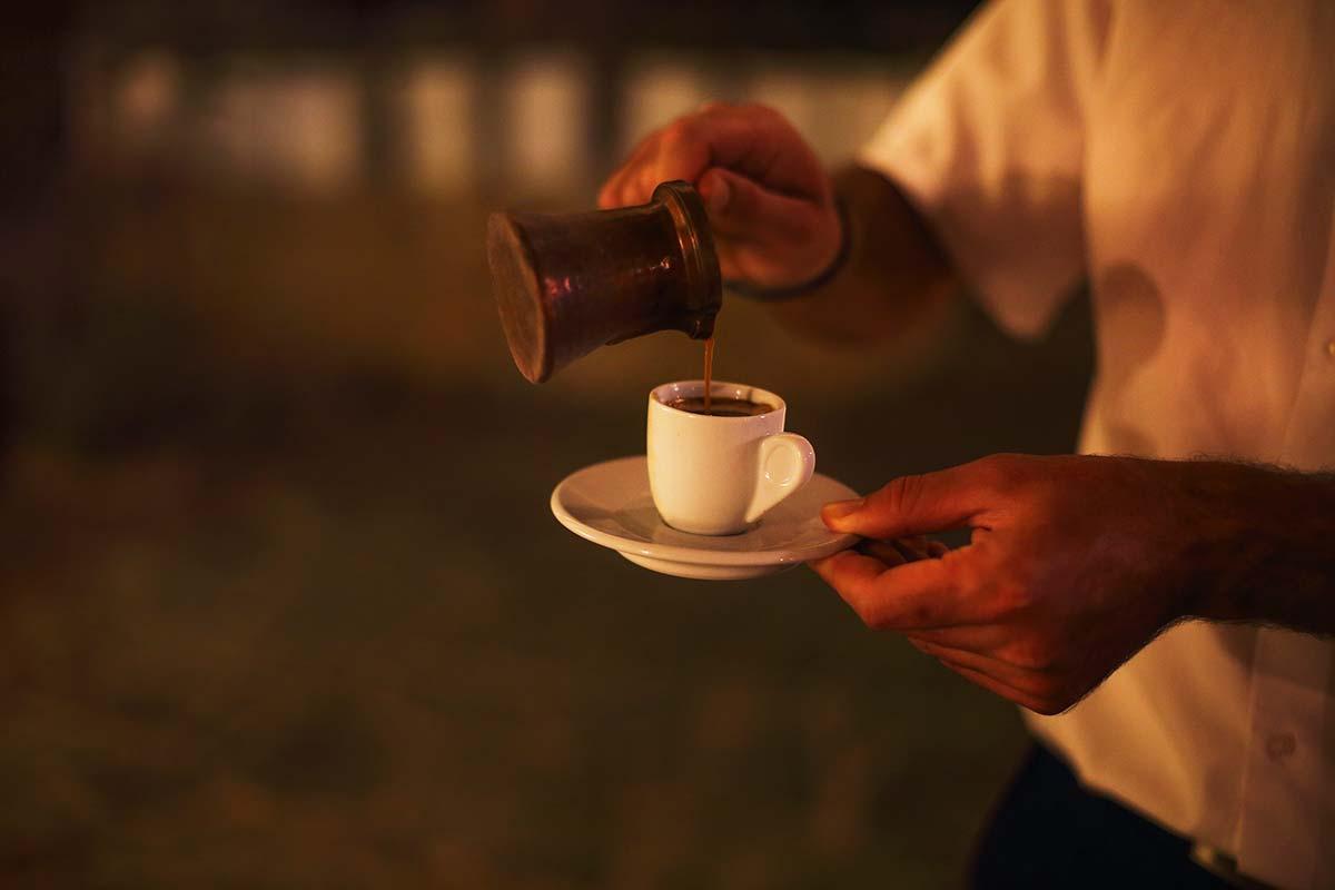 Arabic coffee ©iStock