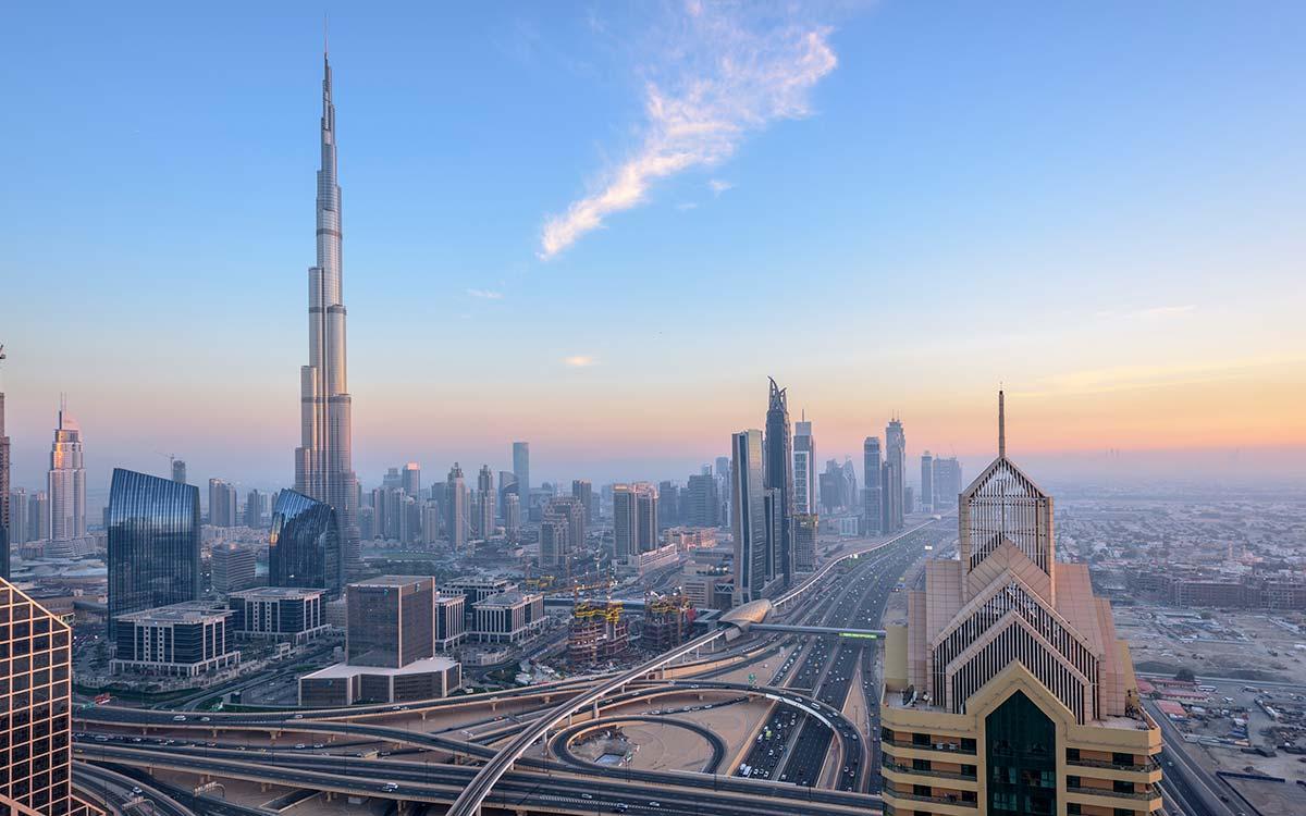 Burj Khalifa ©iStock