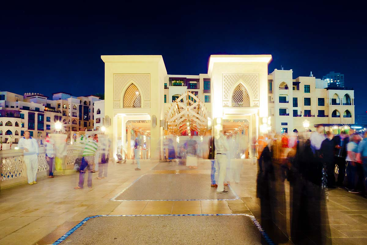 Dubai Mall ©iStock