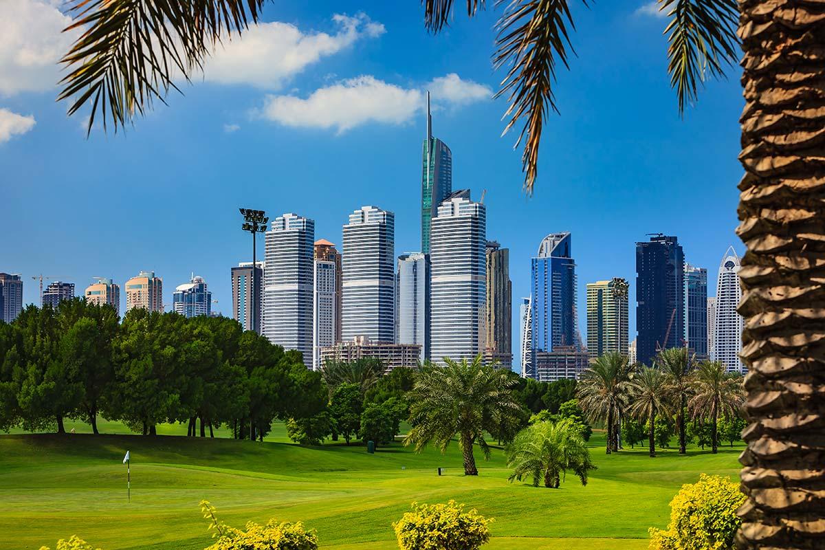 The green Dubai ©iStock