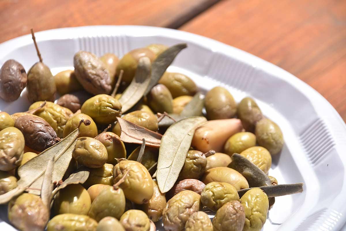 Olives ©iStock